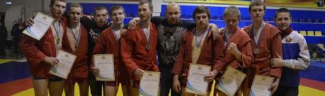 Чемпионат Свердловской области по Боевому Самбо
