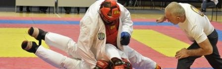 Команда Уральских таможенников выиграла Чемпионат ФТС России по армейскому рукопашному бою