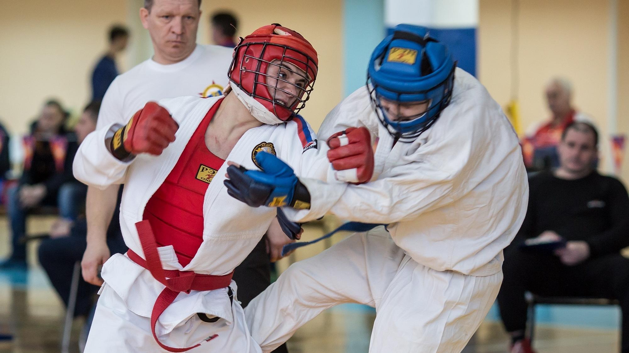 Армейский рукопашный бой - Центр спортивной подготовки Республики Татарстан