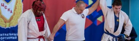 Подведены итоги чемпионата ЦВО по армейскому рукопашному бою в Рощинском