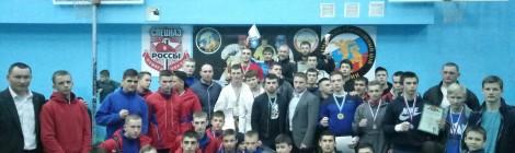 Кубок ДОСААФ России по АРБ в поселке Шаля