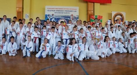 Открытые соревнования по АРБ, посвященные «Дню России»