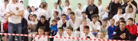 Открытые соревнования города Нижний Тагил  по армейскому рукопашному бою
