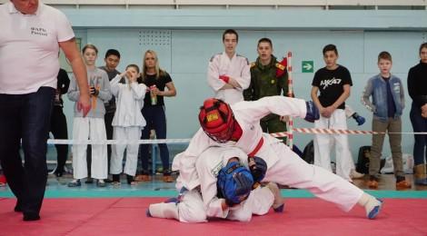 В Ревде впервые прошел областной турнир по армейскому рукопашному бою