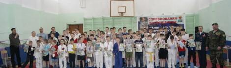12-й традиционный областной турнир по армейскому рукопашному бою памяти Героя России Виктора Романова состоялся в Серове